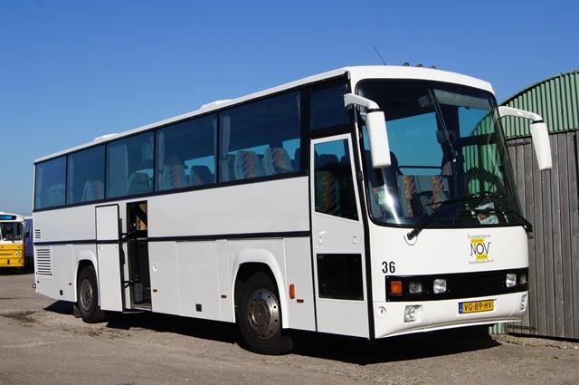 Restauratie bus 36. Foto 3