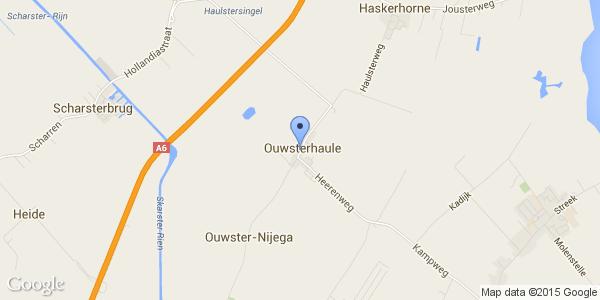 Google Maps kaart